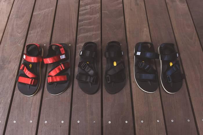 SUICOKE:它或许是今夏最帅气的一双凉鞋