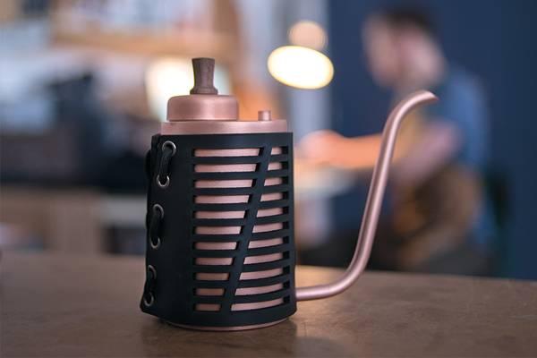 这款手冲壶大概是咖啡爱好者的最佳装备