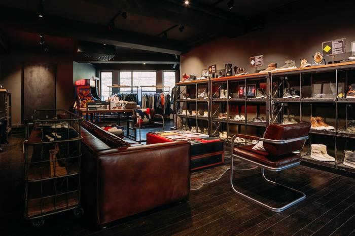 上海 | Project Aegis:融合了男装、咖啡、游戏的综合买手店