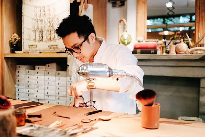 Glasense Studio主理人聊服装与眼镜的搭配心得