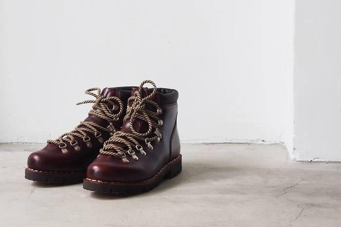经典中的经典 Paraboot 登山靴