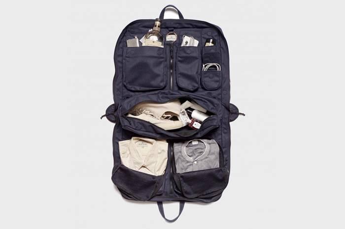 一个旅行包该拥有的收纳性能它都有