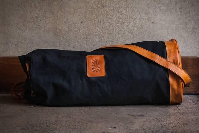 澳洲手工帆布包 在随性中保持气度