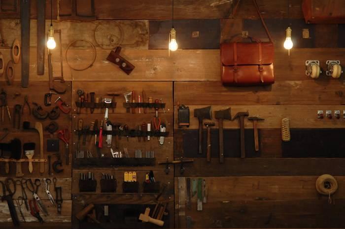 上海 | 直物人:老厂房里的手工皮具工作室