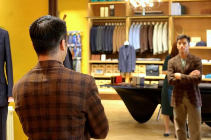 北京 | BRIO:意大利独立家族品牌男装集合店