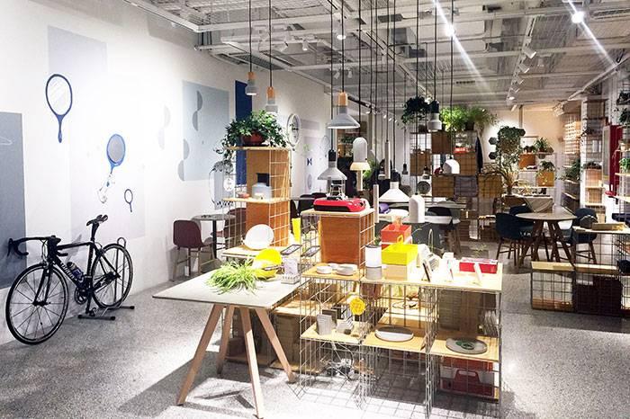 上海 |RESEE:单车 家居 星战模型 这家店的品味不一般
