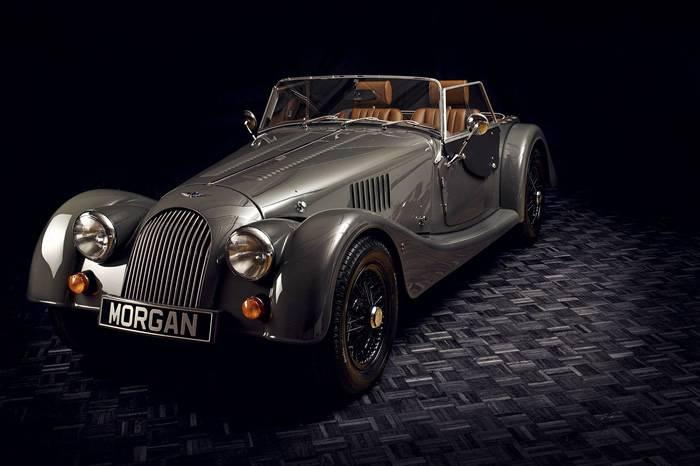 回到1936,摩根4/4车型80周年纪念版开始预定
