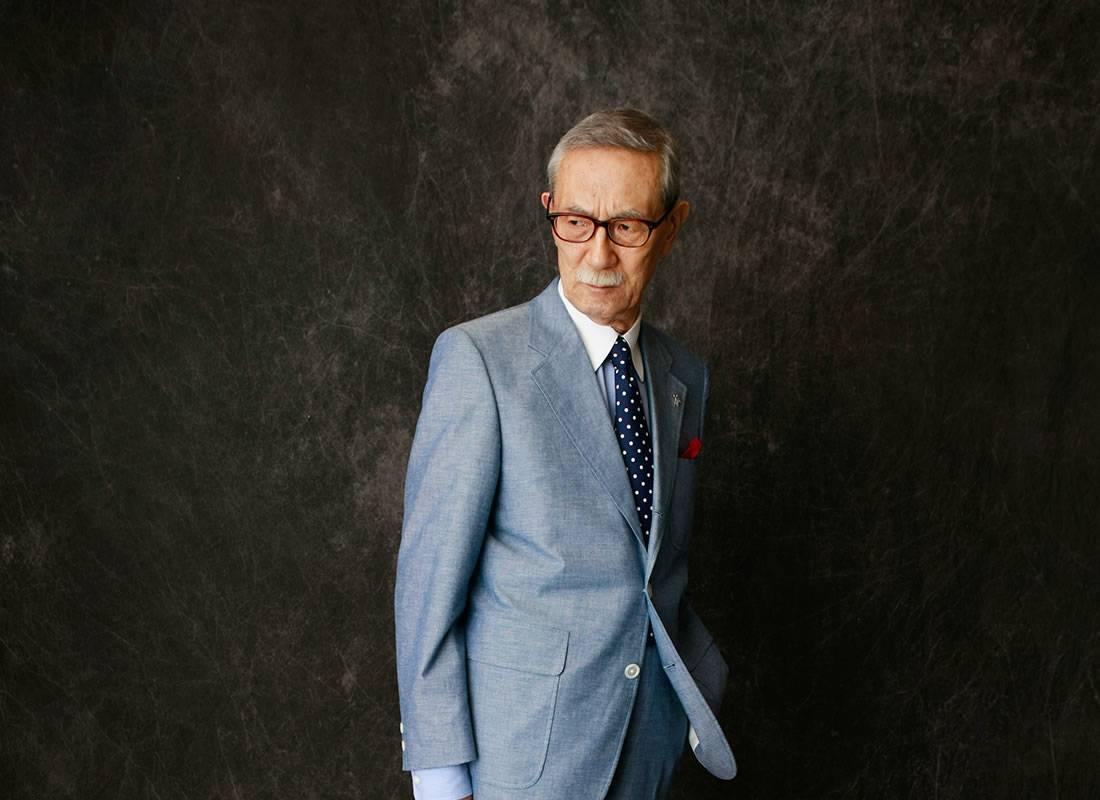 他是IVY Style艺术家  一直推动着IVY在日本普及