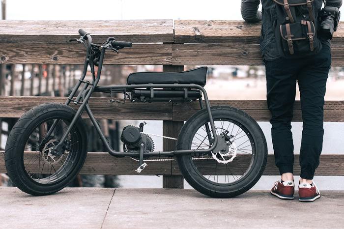 绿色环保节能的电动自行车 关键是颜值高