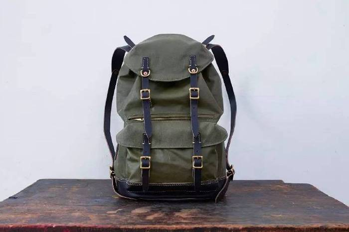 H&K联合LOFT No.6推出限量双肩背包