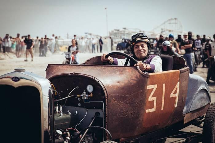 The Race of Gentlemen 2016:型男 美女 机车 海边的复古盛会