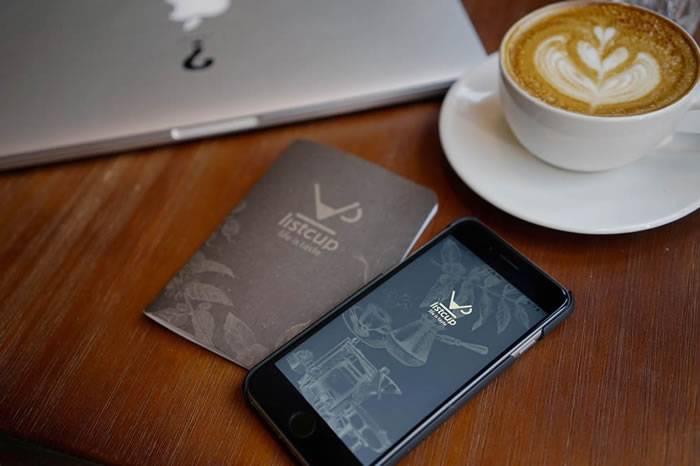它是一款专为咖啡迷打造的app