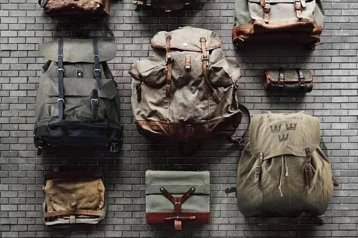 肩上的旧时光 H&K Vintage军包展