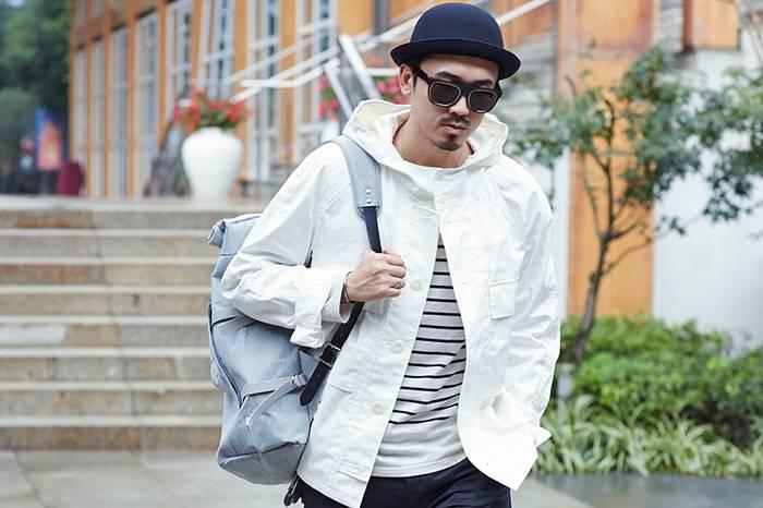 上海街拍 | 独立设计师:RAY
