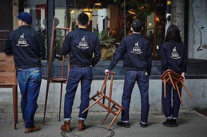 他们出这款夹克 是为了改善梵几家具工人的形象