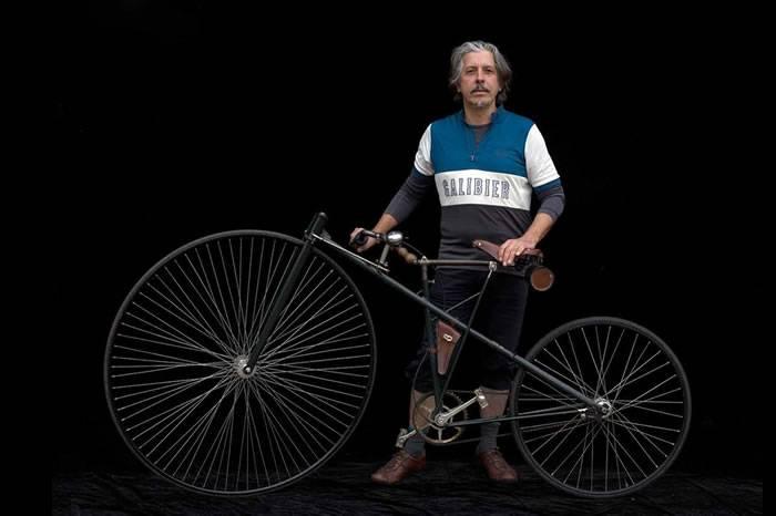 视频:德国摄影师拍摄的英国街头时髦骑行者