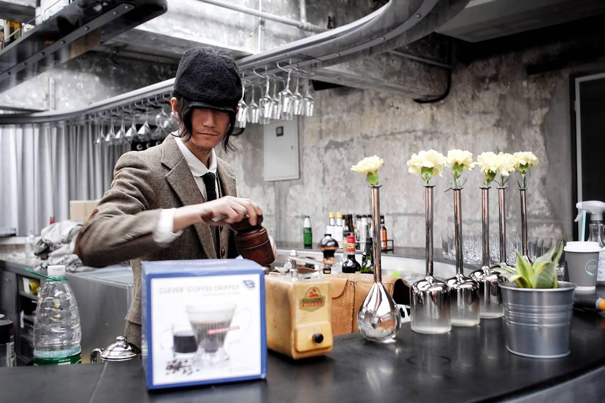 职人养成计划 京城最优秀的调酒师与咖啡师都来了