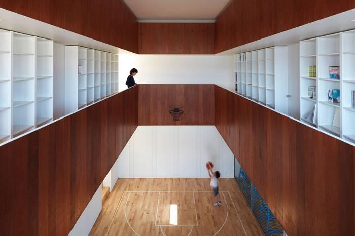 这4个室内设计提案 足不出户也能随时运动健身