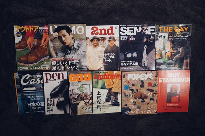 要培养好品味 随便翻翻这几本日本男性杂志