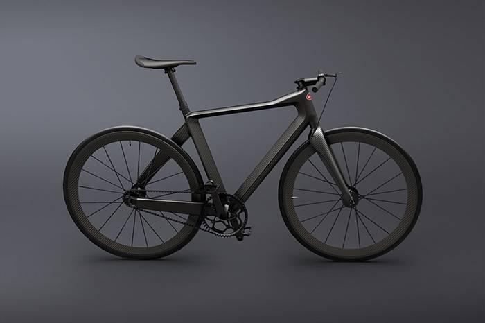 布加迪联合德国PG公司纯手工打造超限定单车