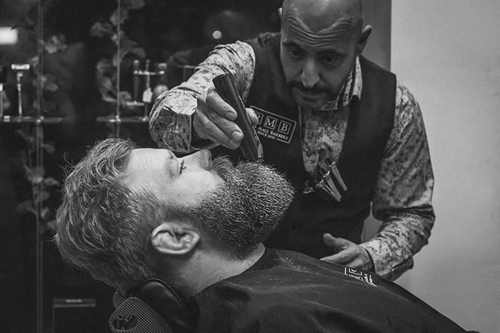 五大复古理发店推荐 让您重回绅士年代