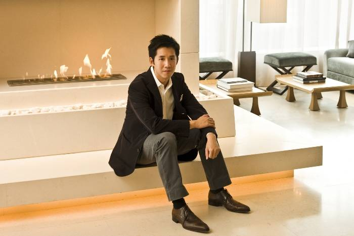 他是赌王之孙身价百亿,明明可以靠颜值吃饭却偏偏要做室内设计师