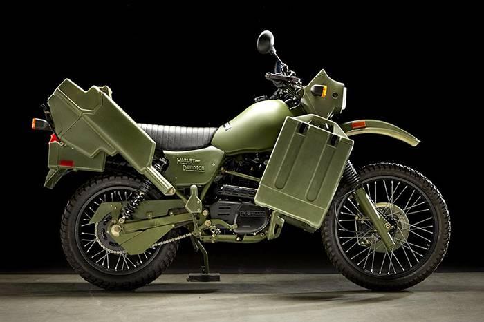 1999年Harley Davidson MT500全新机车重现拍卖市场