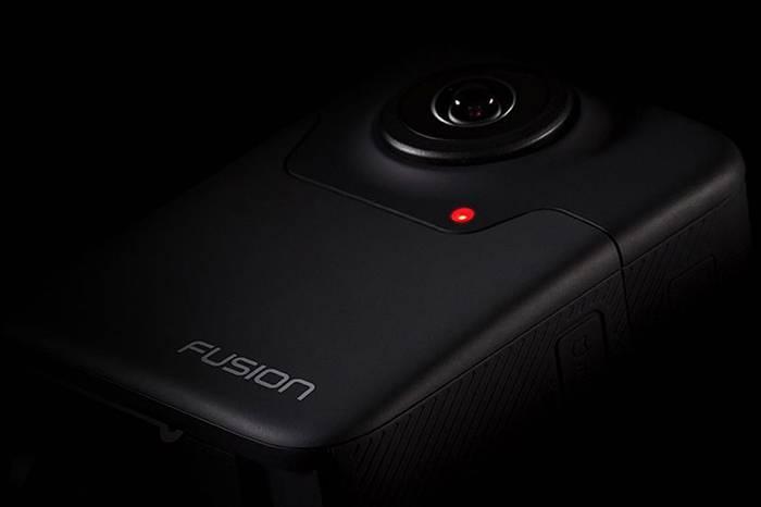 GoPro发布VR相机Fusion 可实现360度全景拍摄