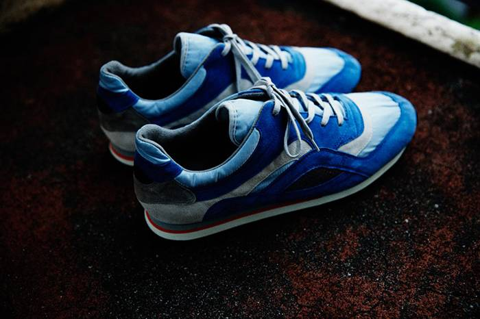 REPRODUCTION OF FOUND重塑复古运动军事跑鞋之魂