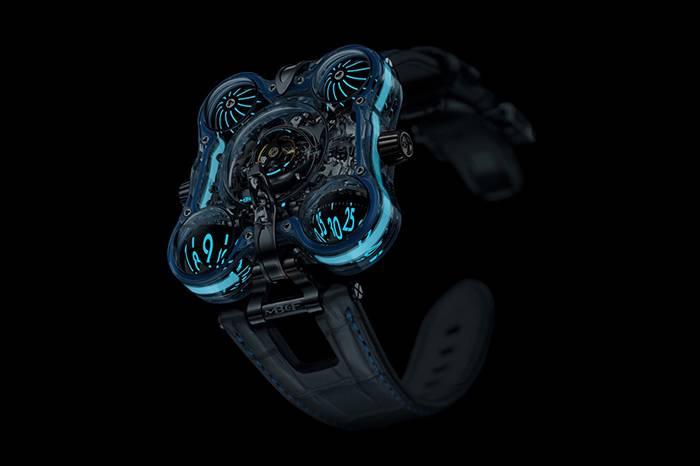 """它是腕表界的""""外星人""""  重新探索未知星系"""