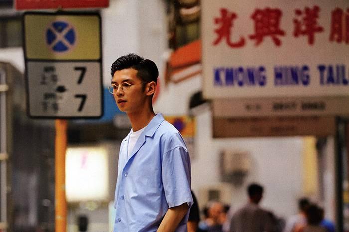 POPEYE以Hong Kong Drive为灵感打造特别型录