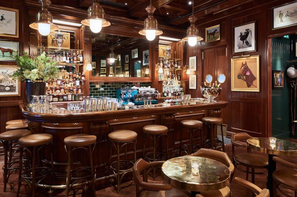 探店:时尚大师Ralph Lauren伦敦咖啡厅 在这里来场老派约会
