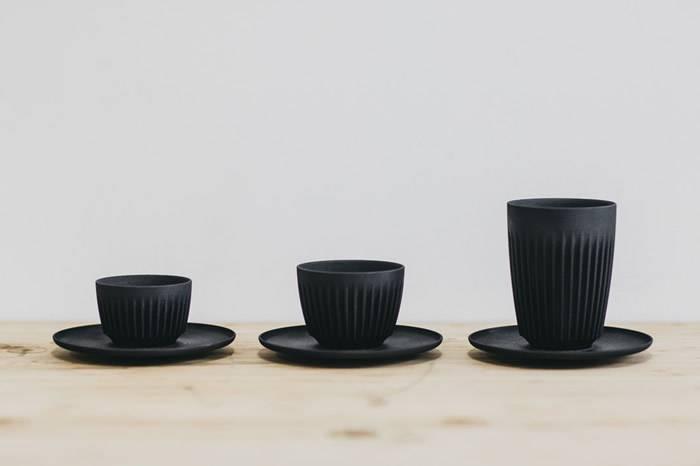 HuskeeCup:废弃咖啡豆壳制成可重复使用的环保咖啡杯