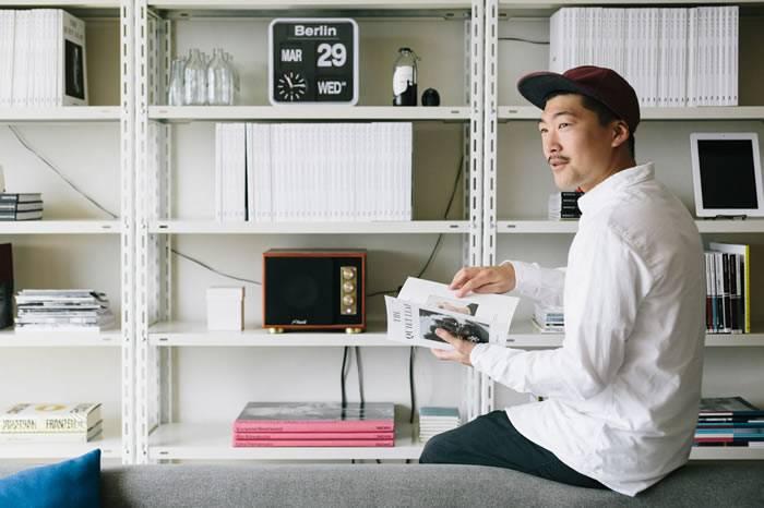 他创立了韩国滑板圈人手一本的独立滑板杂志 每年只做4期