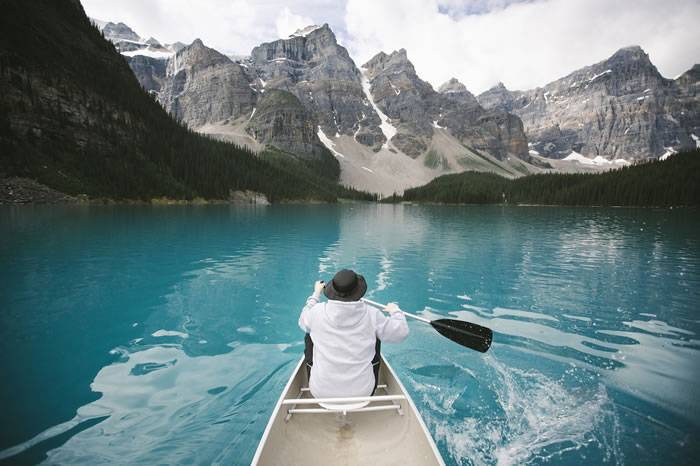 他们的职业是旅行摄影师 半年时间都在大自然里过着如诗般的日子