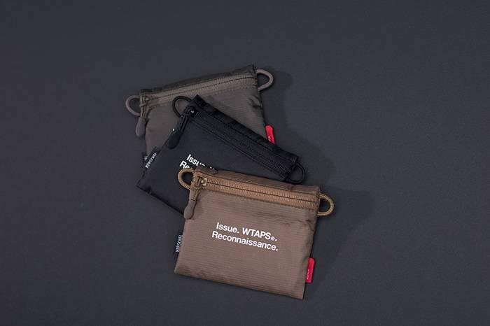 WTAPS x Herschel Supply Co.推出全新军事联名包袋系列