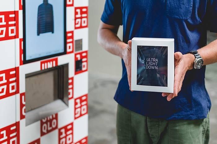 无人零售店之后 优衣库在美国推出了自动售货机