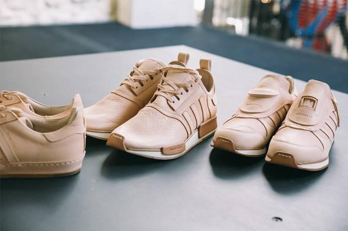 Adidas与日本顶级手工品牌合作,发布NMD皮革球鞋,会成新的爆款吗?
