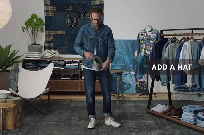 Levi's推出全新短片 教你如何在一年四季中搭配好牛仔裤