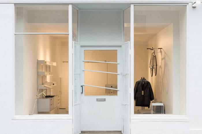 英国极简手表品牌Instrmnt开了家店 卖起生活方式和生活态度