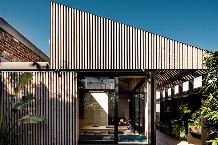 100个爱家的男人:墨尔本建筑师为女儿打造的洒满阳光的家