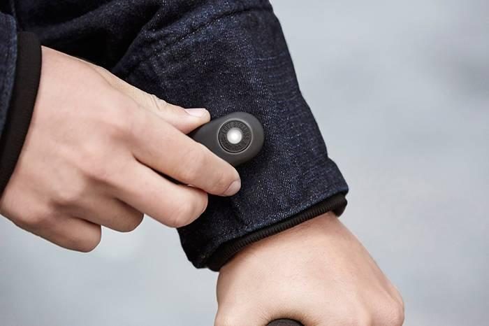 Levi's x Google发布智能丹宁外套 专为都市骑行人士而生
