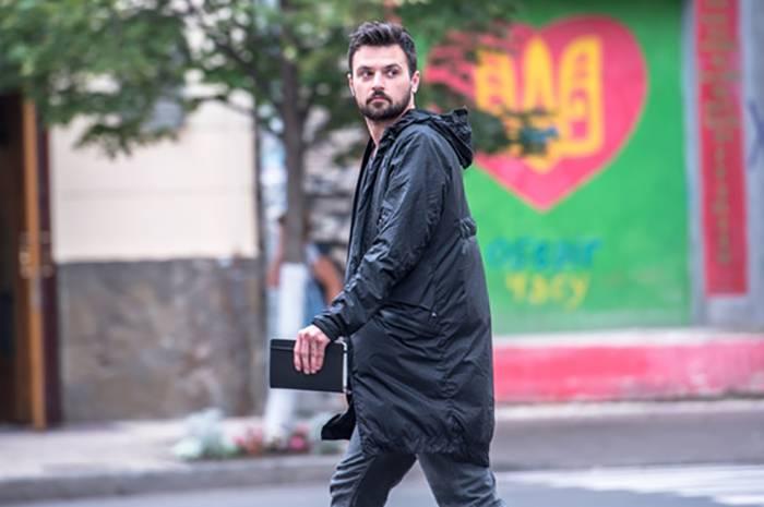 他们研发的城市机能外套 内部多达14个隐藏口袋