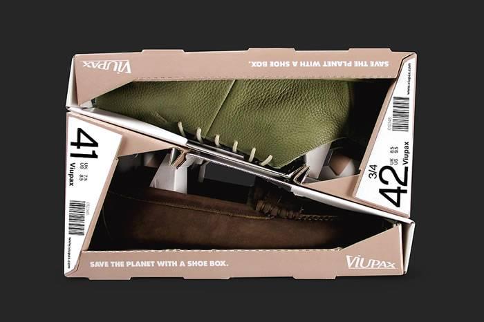 一款设计美观且不占据空间的鞋盒 花了两年时间研发
