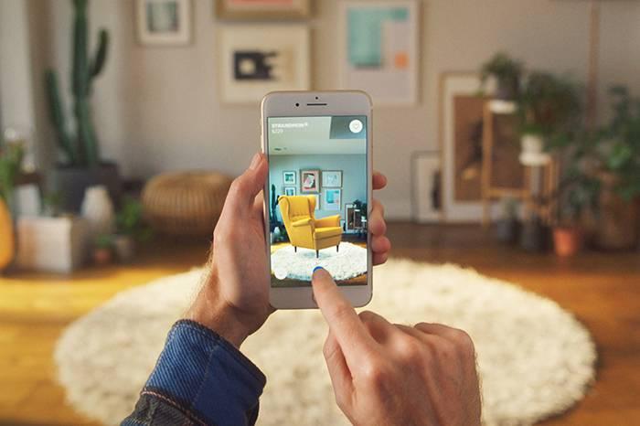 IKEA发布虚拟现实APP 在家便能轻松自如的挑选家具