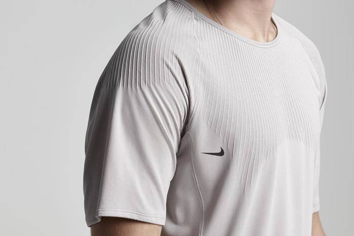 大数据下的科学计算 NikeLab从一件T恤开始探索运动机能服装的未来设计