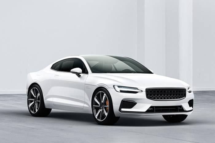 VOLVO发布油电混合轿车Polestar1 势必成为Tesla的一大竞争对手