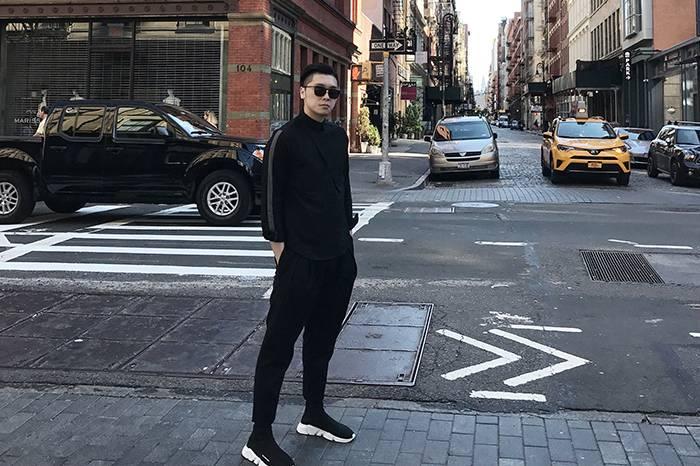 一街一景 一人一物 这位珠海设计师穿梭在纽约街头寻求时尚灵感