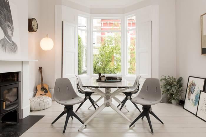 人们丢掉的垃圾 被这两位英国设计师制作成了精美的家具