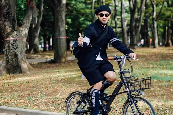 Tweed Run Tokyo本周日东京举办 每年一度的绅士复古集会